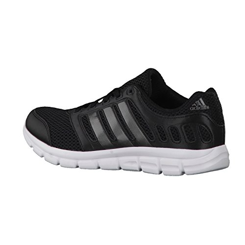 adidas Herren Breeze 101 2 Lauflernschuhe Sneakers, Schwarz black (Core Black/Night Met. F13/Ftwr White)