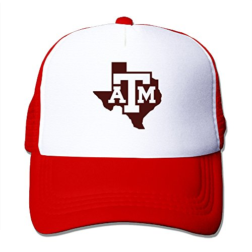Raider Mascot Costume (ACMIRAN Texas A&m University Personalize Hiphop Cap One Size Red)