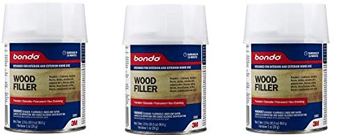 3M Bondo Home Solutions Wood Filler (3)