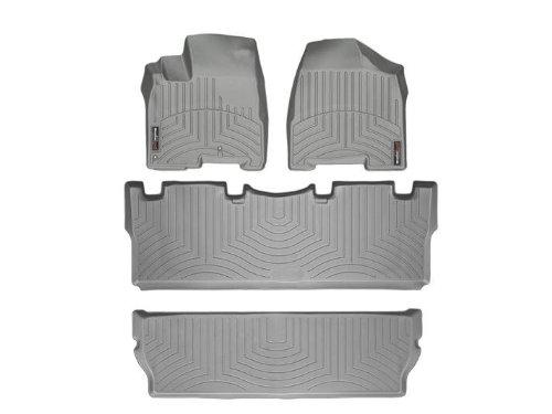 WeatherTech 463151 – 460872 – 3 DigitalFit Floorlinerセット B0140MGQSI  - -