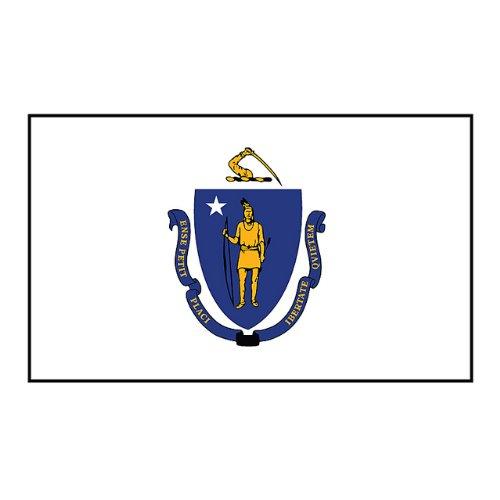 - Flag, Massachusetts State Flag, 5'x8' Nylon