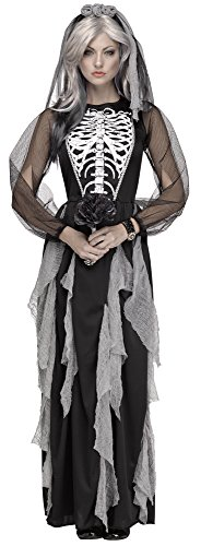 Fun World Womens Skeleton Bride