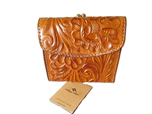 Patricia Nash Women's Burnished Tooled Leather ()