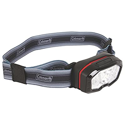 Coleman Divide+ 225 lm LED Headlamp with Battery Lock
