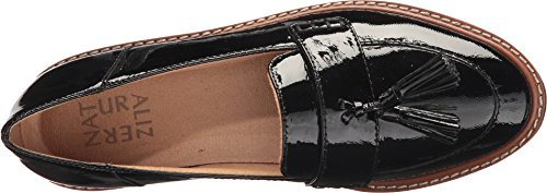 Naturalizer Mujeres August Slip-on Loafer Charol Negro