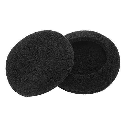 Sunmns 40mm Earpads Ear Pad Foam Cushion Cover for Motorola S305// Sony Q21 Q23 Q23// MDR-Q22LP// MDR-Q33// Panasonic RR930// Logitech H555 Headphones 5 Pairs