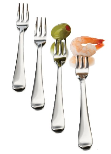 Libbey Just Tasting Appetizer Fork, (Little Forks)
