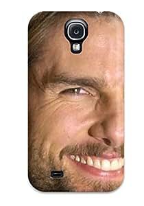 ZippyDoritEduard Scratch-free Phone Case For Galaxy S4- Retail Packaging - Tom Cruise