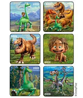 The Good Dinosaur Disney Stickers (Pack of 30)