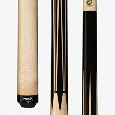 Kamui Black Tip Pure X HXT59 Low Deflection Billiards Pool Cue Stick