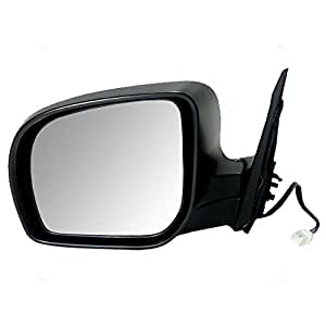 Amazon Com Drivers Power Side View Mirror Replacement For