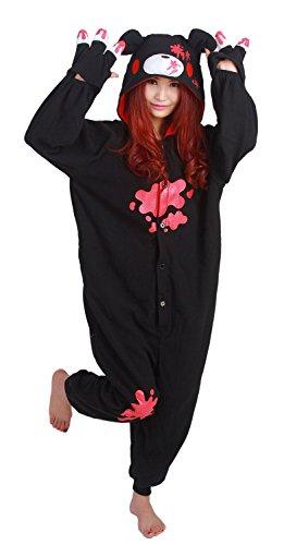 FashionFits Unisex Jumpsuit Cartoon Cosplay Sleepsuit Bear One Piece Pyjama
