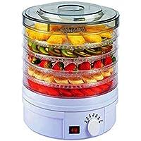 5 Trays Food Dehydrator Commercial Beef Jerky Preserver Fruit Dehydrator Dryer
