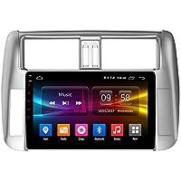 FEELDO 9 inch Android 6.0 (64bit) Octa Core DDR3 2G/32G/ FDD 4G Car DVD GPS Radio Head Unit For Toyota Prado 2010-2013