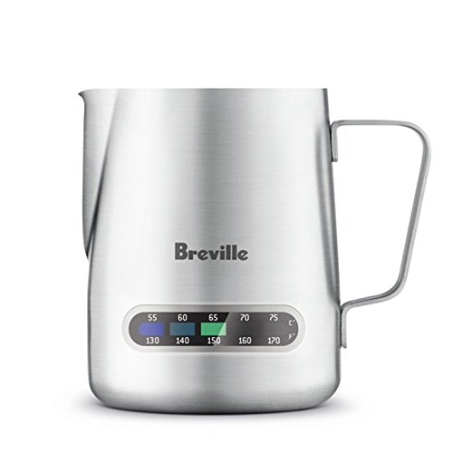 Breville BES003 the Temp Control Milk Jug with Temperature Indicator