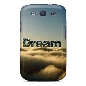 New Dream Tpu Case Cover, Anti-scratch DaMMeke Phone Case For Galaxy S3