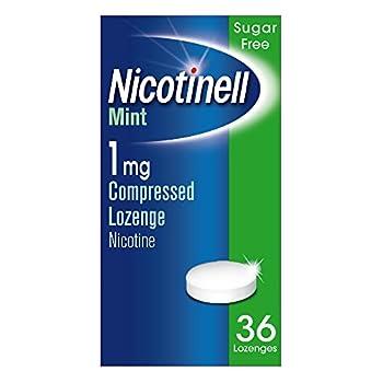Nicotinell Lozenge (Nicotine Lozenge) 1 mg Mint Flavoured