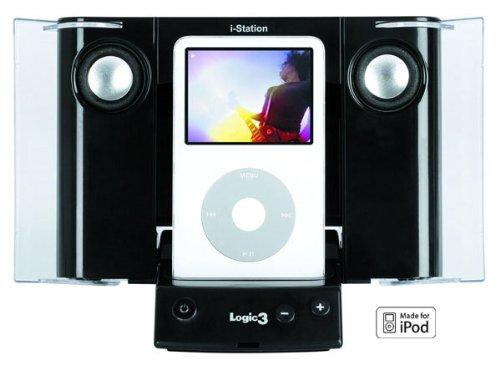 d Speaker System (Black) ()
