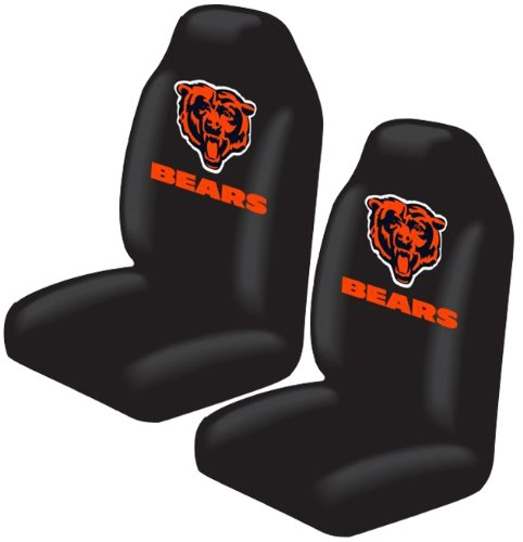 chicago bear seat covers - 4