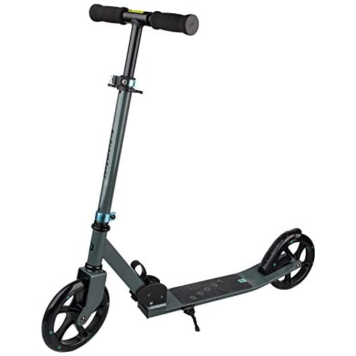 ARCORE Scout Trottinette Scooter Pliant Kick Scooter Léger Durable 200 mm PU Rouses One Click Pliable Réglable en Hauteur