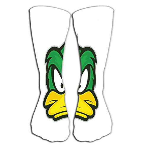 Xunulyn Men's Dress Socks Fun Athletic Socks 19.7