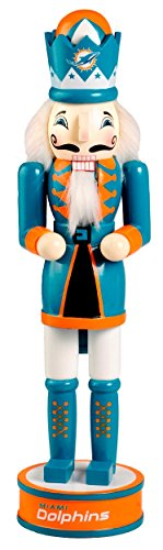 Review Miami Dolphins 14″ Holiday