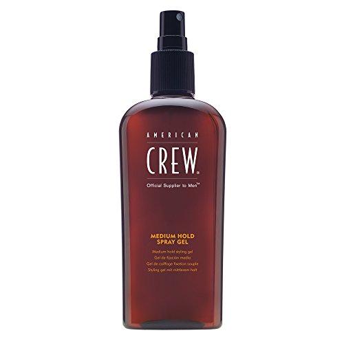 American Crew Medium Hold Spray Gel, 8.45 Fl. Oz.