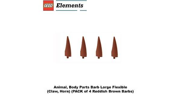 Amazon com: Lego Parts: Animal, Body Parts Barb Large
