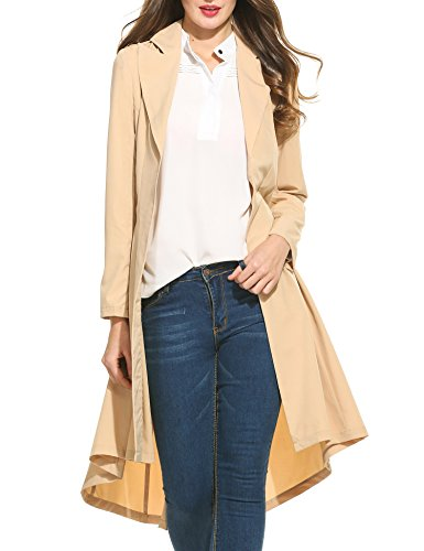 ACEVOG Womens Duster Casual Lightweight product image