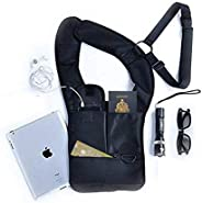 Merlin Scientific® Hidden Backpack to Anti-Thief Portable Bag Multi-Purpose Holster Security Bag for Wallet Ph