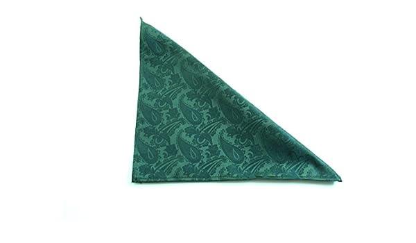 Van Buck England - Corbata - para hombre Verde verde oscuro Talla ...
