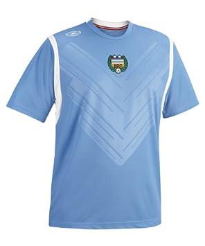 afd41cf18 Xara Soccer International Shirt III - Argentina - Small  Amazon.co.uk   Sports   Outdoors