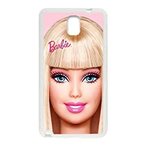 Lovely Barbie doll Cell Phone Case for Samsung Galaxy Note3 by mcsharks