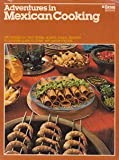 img - for Adventures in Mexican Cooking (Ortho book series) by Angelo Villa and Vicki Barnos (1978-08-06) book / textbook / text book