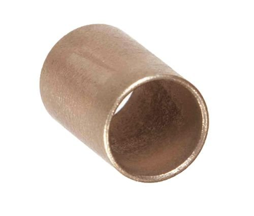 Isostatics 601086-2 AM-811-20 SAE841 Oilube Powdered Metal Bronze Sleeve Bearings/Bushings, Metric (Pack of 2)
