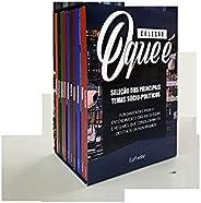 Box Coleção O Que É-10 Volumes