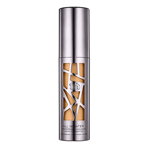 New All Nighter Full Coverage Liquid Foundation - 5.0