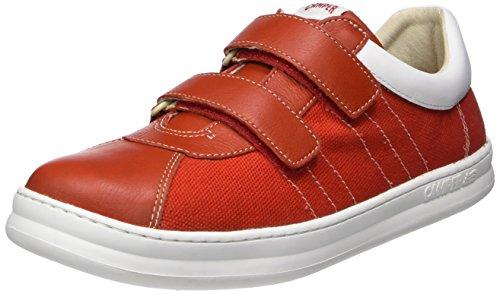 Camper Runner Four Kids, Zapatillas Para Chico Rojo (Medium Red 610)