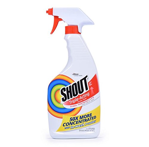 Shout Triple Acting Stain Remover Spray