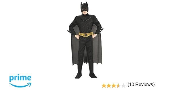 Rubies 880401-L DC Comics Batman