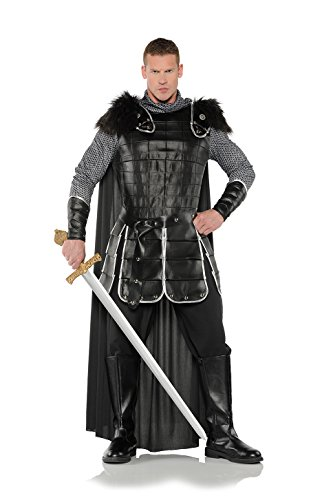 [Men's Medieval Costume - Warrior King] (Medieval Mens Costumes)