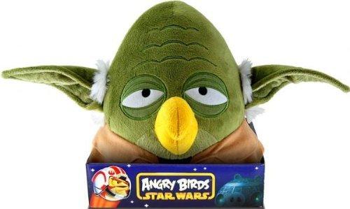 (Angry Birds Star Wars Bird Yoda 8