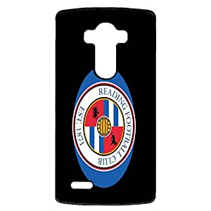 LG G4 Cover Shell Fashionable Black Printed Reading Football Club Phone Case Cover for LG G4