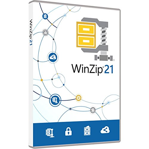 Corel Winzip 21 Pro Software  On Usb Flash Drive