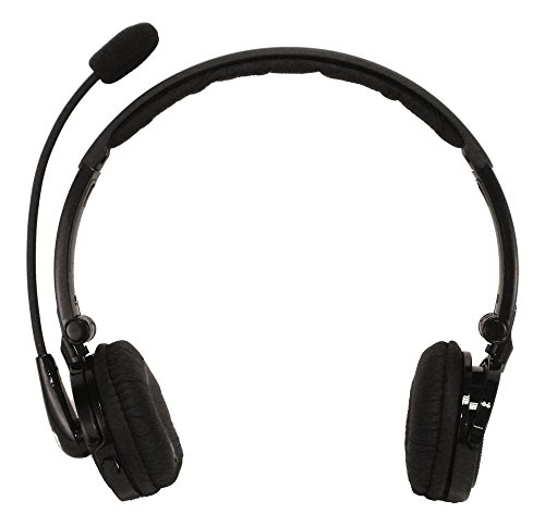Top Dawg TDDESOTH-02 2nd Generation Dual Ear Over the Head Stereo Headset Dual Ear Headset