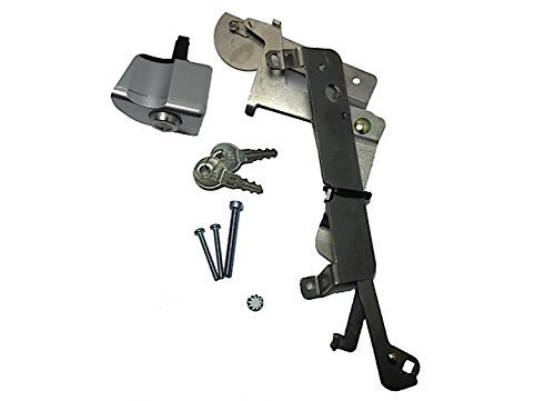 Pop & Lock (PL6102 Tailgate Lock -