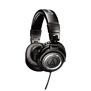 Audio-Technica ATH-M50S Professional Studio Monitor Headphones (OLD MODEL)