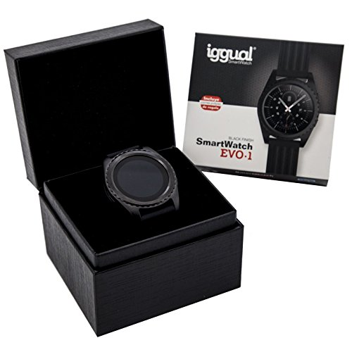 Amazon.com: iggual - Smartwatch iggual IGG313824 1.2