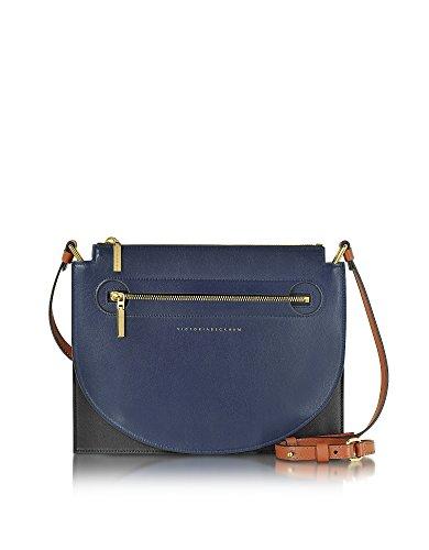 victoria-beckham-womens-vba119navy-blue-leather-shoulder-bag