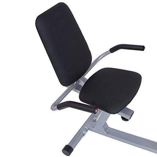 Body Champ Magnetic Recumbent Exercise Bike with Computer Program, Pulse and Resistance / Reclined Seat Back Support by Body Champ (Image #7)
